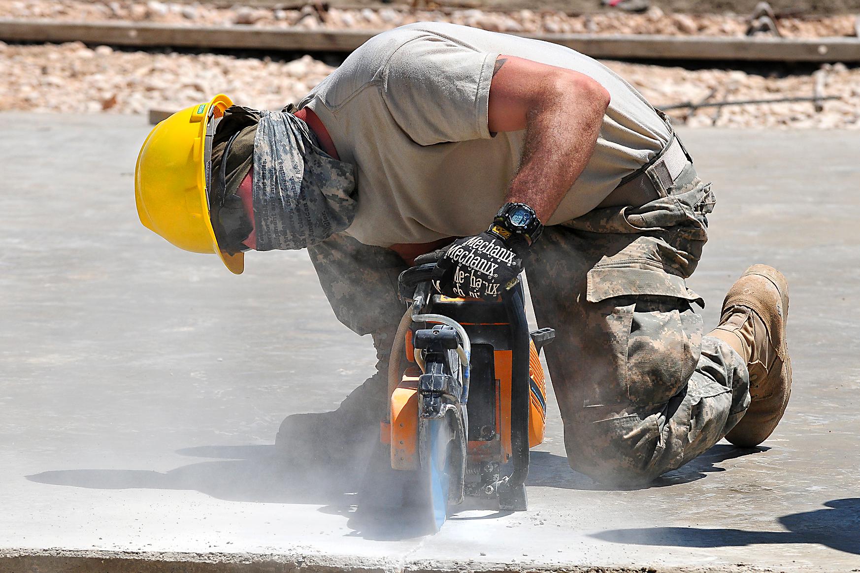 cement contractor