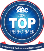2020 Top Performer logo
